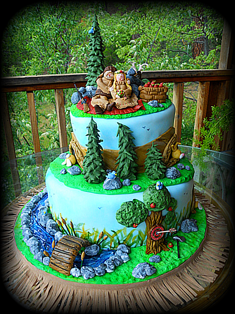 Mountain Fun Cakes Unleashed
